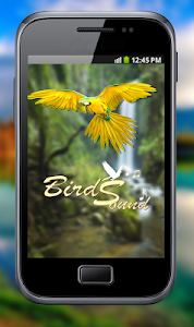 screenshot of Latest Bird Ringtones 2019 version 5.0