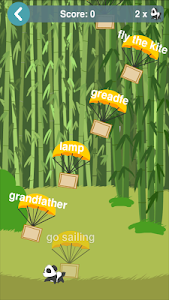 screenshot of Learn English Vocabulary Game version 5.9.4