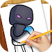 Download Learn to Draw Chibi Minecraft 3.02 APK
