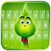 Little Baby Grinch Keyboard Theme