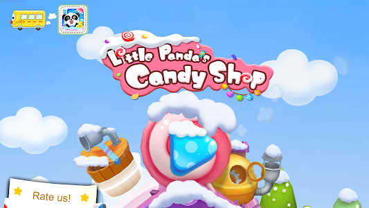 screenshot of Little Panda's Candy Shop version 8.33.00.00