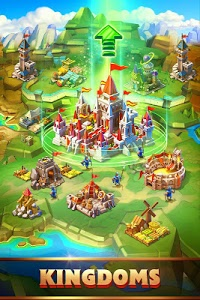 screenshot of Lords Mobile: Battle of the Empires - Strategy RPG version 1.82