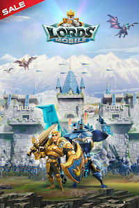 screenshot of Lords Mobile: Battle of the Empires - Strategy RPG version 2.12