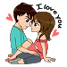Love Story Stickers - WAStickerApps