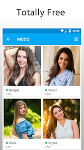 screenshot of MOOQ - Free Dating App & Flirt and Chat version 2.2.2