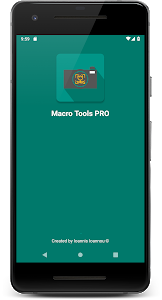 screenshot of Macro Photography Tools Free version 1.20190415