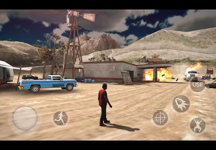 screenshot of Mad Slums 2 Mexican version 1.01