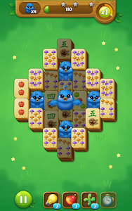 screenshot of Mahjong Forest Journey version 1.9.3