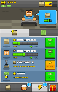 screenshot of Make More! version 1.2.0