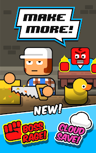screenshot of Make More! version 1.3.0