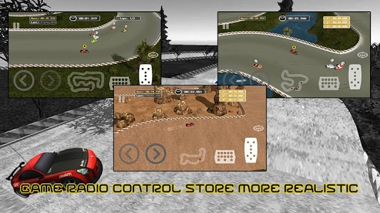 screenshot of Master Race RC (Radio Control) version 1.10