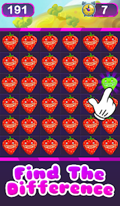 screenshot of Matching Bubble - Fruit Splash version 1.0
