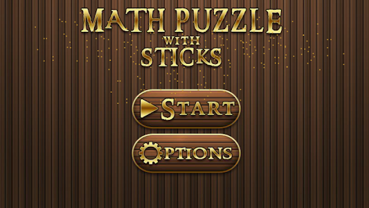 screenshot of Math Puzzle With Sticks version 1.1.8