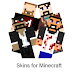 Skins for Minecraft Pocket Ed