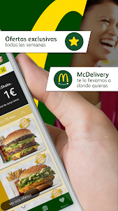 screenshot of McDonald's España - Ofertas version 6.0.0
