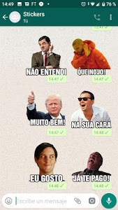 screenshot of Memes com frases para WhatsApp memes novos 2019 version 1.7