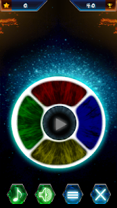 screenshot of Memory Color - Mind and Brain training version 1.2