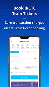 screenshot of Paytm - BHIM UPI, Money Transfer & Mobile Recharge version 8.3.3