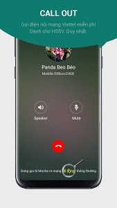 screenshot of Mocha: Free SMS & Call out version 3.4.0