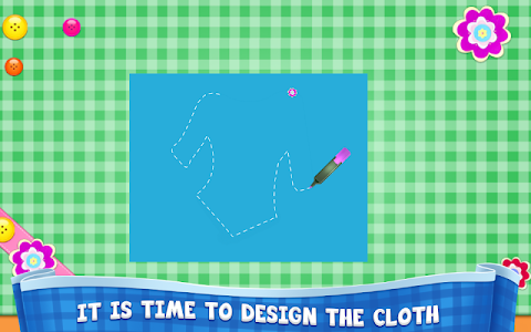 screenshot of Mommy Fashion Tailor version 1.0.2