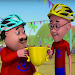 Motu Patlu Bike Mountain