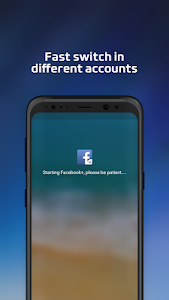 screenshot of Multi Apps – Multiple Accounts simultaneously version 1.0.19