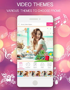 screenshot of Music Video Maker version 4.2