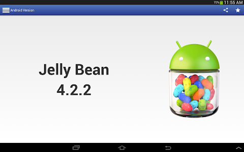 screenshot of My Android version 9.4