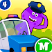 Download My Monster Town - Police Station Games for Kids 1.2 APK