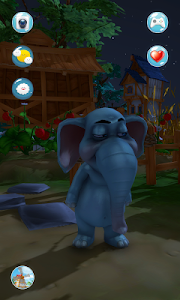 screenshot of My Talking Elephant version 1.0.3