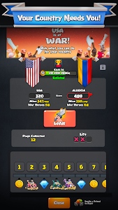 screenshot of United Legends - Defend your Country! version 2.4.5