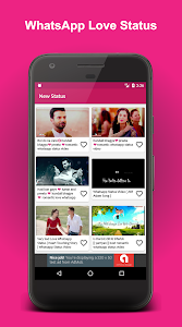 screenshot of New Video Status For Social Media Share version 0.7