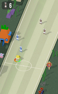 screenshot of Nickelodeon Football Champions - SpongeBob Soccer version 1.1