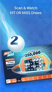 screenshot of OLG Lottery version 3.2.1