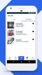 screenshot of OLX: Buy & Sell Near You with Online Classifieds version 13.33.007