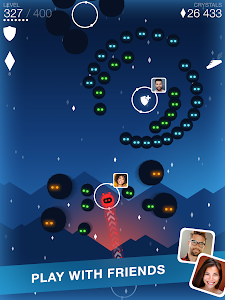 screenshot of Orbia: Tap and Relax version 1.004