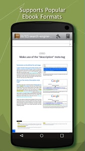 screenshot of PDF Reader version 6.5