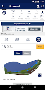 screenshot of PGA TOUR version 2019.12.5