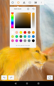 screenshot of Paint Free version 3.5.4