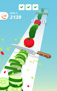 screenshot of Perfect Slices version 1.2.0