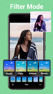 screenshot of Photo Gallery HD & Editor version 1.8.1
