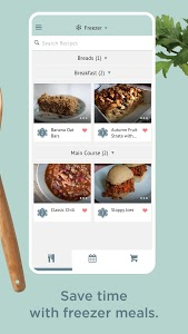 screenshot of Meal Planner & Grocery List : Plan to Eat version 2.3.7