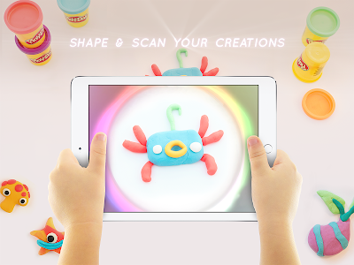 screenshot of Play-Doh TOUCH version 1.0.31