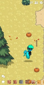 screenshot of PonyTown version 3
