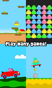 screenshot of Pou version 1.4.77