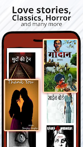 screenshot of Free Stories, Audio stories and Books - Pratilipi version 3.7.3