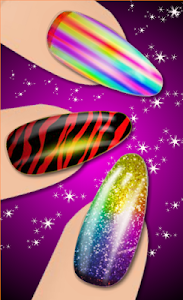 screenshot of Princess Nail Art Salon and Beauty Makeup version 2