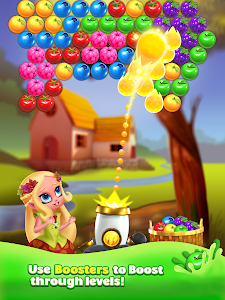 screenshot of Princess Pop - Bubble Shooter version 2.2.0