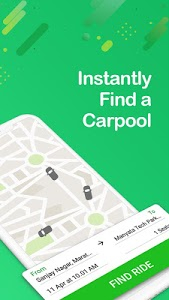 screenshot of Quick Ride, the Best Carpooling App in India version 8.33