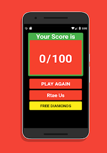 screenshot of Quiz For Free Fire version 1.0